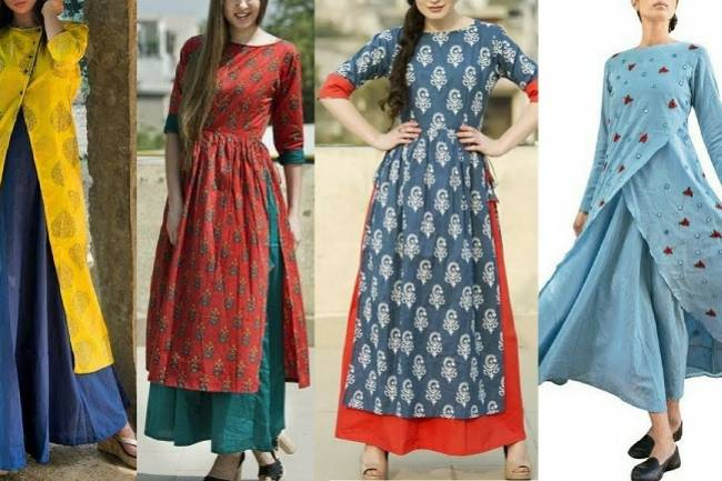 Amazon Churidar Kurtis Rs.199, Amazon Salwar Suit, Sarees