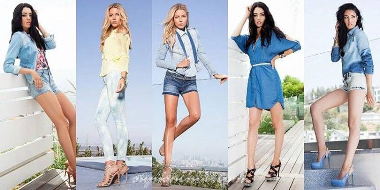 Top Best Trendy Outfits For Spring Season