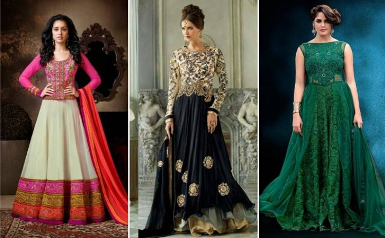 7 Occasion Where Women Can Wear Anarkali Suits
