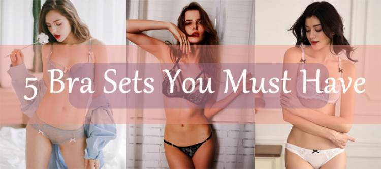 7 Factors to Consider When Buying Sexy Lingerie Sets